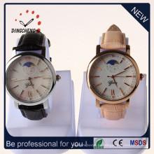 Reloj de pulsera caliente reloj de mujer reloj de pulsera Lady Watch (DC-1368)