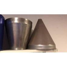 custom metal spinning steel cone
