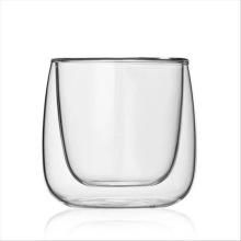 Double Wall Teaware Coffeeware Mini Glass Cup