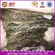 Tela de camuflaje 100% tela de camuflaje de tela de algodón para uniforme de ejército y tela de camuflaje tc de la tienda