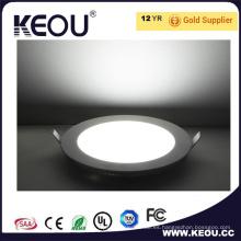 Bridgelux 7500k Panel empotrable LED Techo Ra> 80 AC85-265V