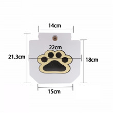 Pet Water Fountain Outdoor Step-On Doggie Fountain Provides Endless Instant Supply of Fresh Drinking Water Fountain