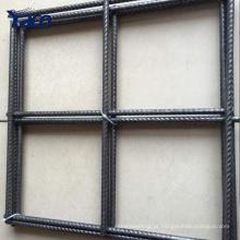 Hengshui YACHAO 6 * 6 10 * 10 8 * 8 lowes malha de arame de reforço de concreto