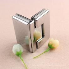 Glass to glass 90 degree door shower pivot door hinge with high grade