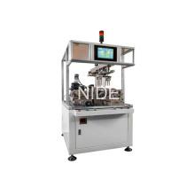 Machine d'équilibrage automatique d'armature de deux postes de travail