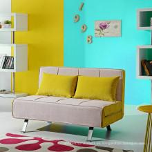 Muebles de tela moderna Sofá cama plegable para sala de estar
