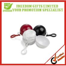 Give Away Freedom Geschenke Logo Printed Golf Safe Regen Einweg Poncho Ball