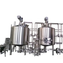 2.5 bbl 5 bbl 500l brewery for sale