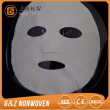 non-woven facial mask sheet hotsale white facial mask sheet