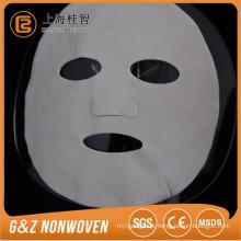 Folha de máscara facial não tecida folha de máscara facial branca hotsale