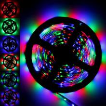 5050 Wasserdichte IP65 DMX Control RGB Flexible LED Streifen