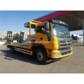 Foton 4X2 5tons wrecker platform complete full sit on ground