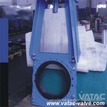 Pn6-Pn16 Cast Iron Slurry Gate Valve