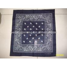 100% cotton printed handkerchief