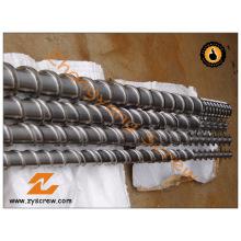 Extrusora de láminas Barril de un solo tornillo / Barril de un solo tornillo para extrusora (Dia15-300mm)