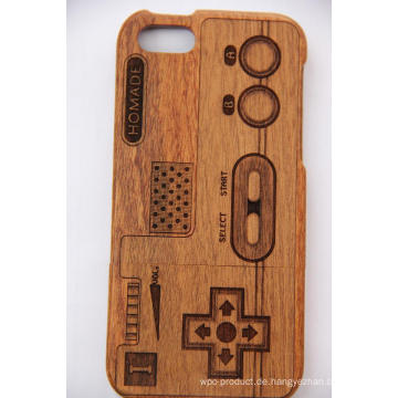 Baum Muster Retro Style Holz für iPhone Case mit Laser Gravieren Bambus Holz Kirsche Holz Cove