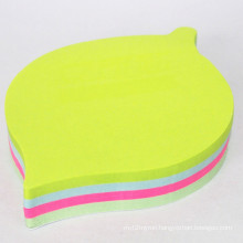 High Quality Leaf Shape 140sheets Sticky Notes Dh-1201