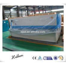 Cnc servo Máquina de corte hidráulica QC12Y 25x5000