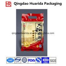 Kundenspezifische Hersteller von Samen Kunststoff Drei Seiten Heißsiegel Taschen