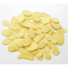 Pare de amarelo puro floco de gengibre IQF GAP BRC