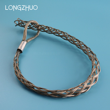 Grip Mesh Cable Grip Stainless Steel Wire Cable Grip