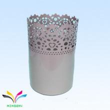 Cubo de basura de bambú de la fuente de la cocina del hogar para la recogida de basura