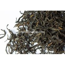 Hojas de té negro JinXuan