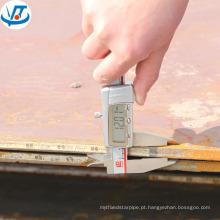 Placa de aço balística laminada a alta temperatura da armadura de NM500 NM550 AR500
