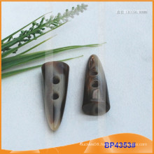 Two Holes Resin Horn Button BP4353