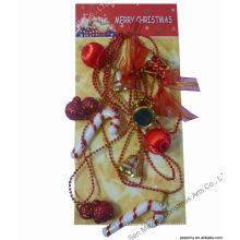 Giftbox Bead strip Décorations de Noël en plastique