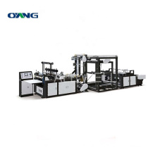 High Speed Fully Automatic Non Woven Fabric Bag Making Machine