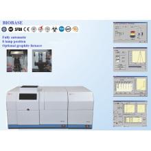 Biobase Espectrofotômetro de Absorção Atômica Totalmente Automático com Computador Padrão, Impressora, Controle de PC