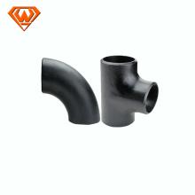 60 degree schedule 40 accesorios de tubería de acero galvanizado para invernadero