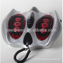 Pulse foot Massager with electric massage pulse pads, massage electrode