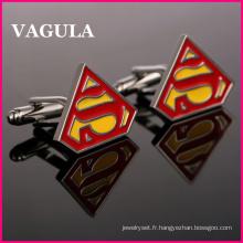 VAGULA qualité concepteur chemises boutons de manchettes (HL10176)