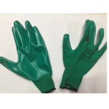 Latex Coated Working Labor Protection, Export to Middle Gloves
