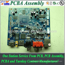 china oem cricuit board gps pcb mit modul und bga montage hersteller automatische pcba