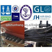 CCS certificate Anti-aging Boat launching rubber tube