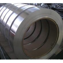 Bande d'aluminium 8011 pour bouchon de bouteille médicale