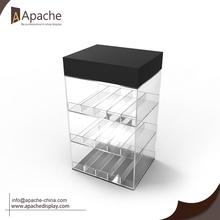 Acrylic Vape Pens Display Case With LED