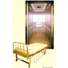 Elevador de cama de hospital Assenseur de Srh Grb 3000kg
