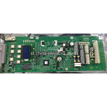 594175 Schindler 3300/3600 Lift Mainboard