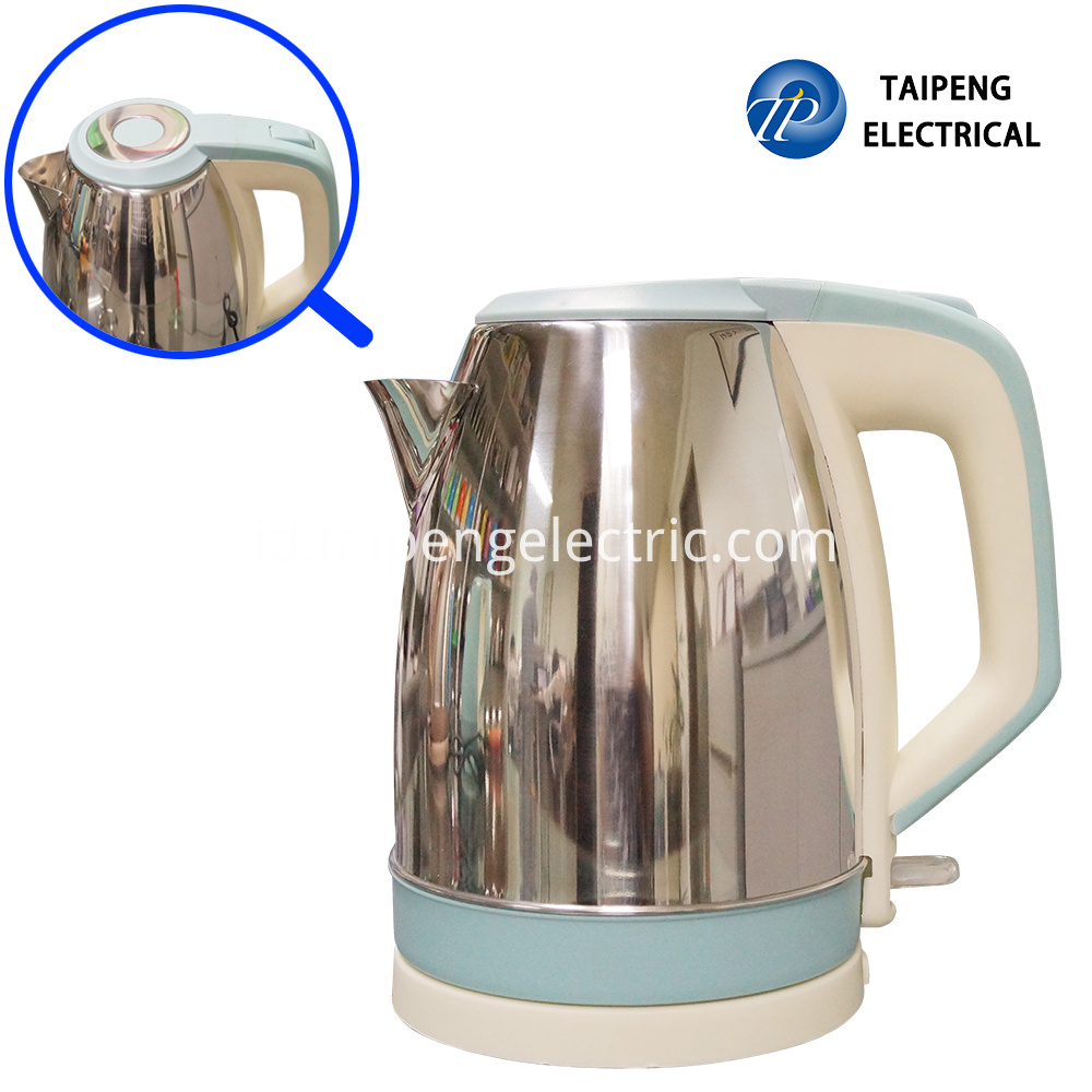 Large capacity commercial electric kettles