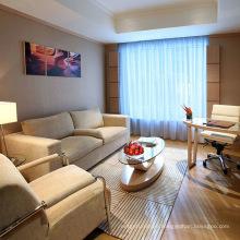 High Class Best Western Custom Solid Wood Hilton Hotel Furniture