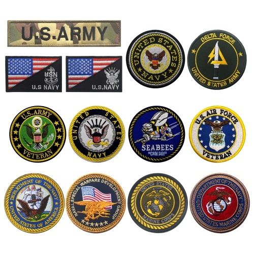 Stickerei Militär Patch Army Tactical Moral Patches