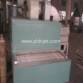 Shrimp shell Mesh-Belt dryer continous belt drying machine