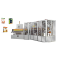 Automatic Vertical Cartoning Machine For Powder and Granule