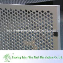 Stainless steel metal punching hole mesh