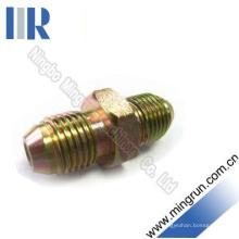 JIS gaz mâle 60 degrés cône tube adaptateur hydraulique (1S)