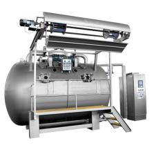 Machine de teinture à flux d'air